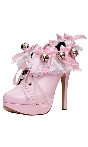 5 inch Prissy Bells Shoes