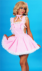 Ginny Gingham Play Doll