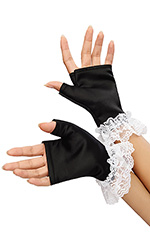 Fingerless Maids Gloves