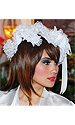 Luxury Lace Maids Hat