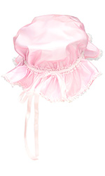 SlipperyPlastic Molly Maids Cap