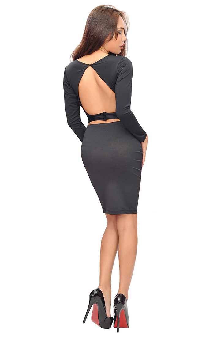 Carsha Open-Back Top