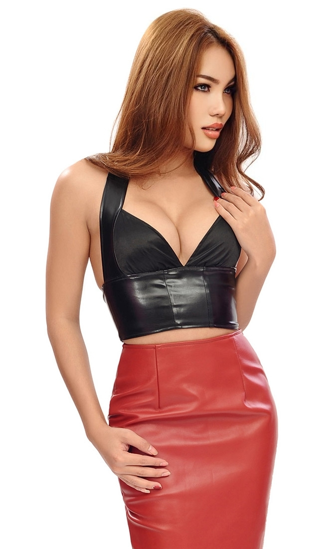 Lindi Bustier Top