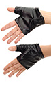 Micro Leatherette Gloves
