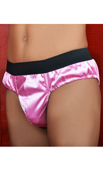 Satin Stud Brief