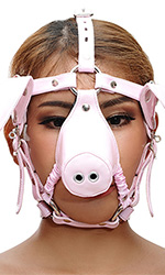 Humiliation Sow Pig Mask