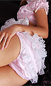Baby Frilly Sissy Panties