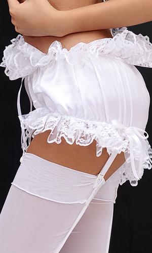 Sissy lingerie