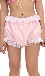 Libby Luxury Plastic Panties