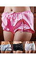 Popper Panties in Satin