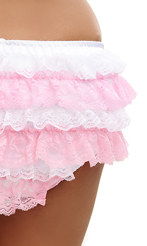 Sweet Frilly Layer Panties