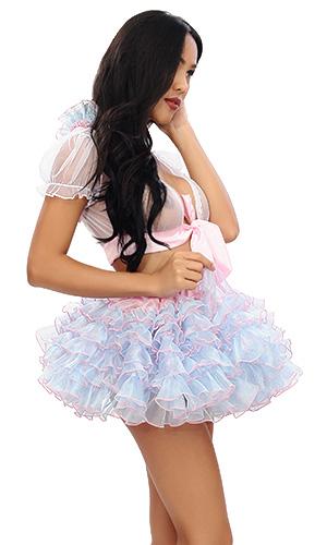 Bessie Sissy Petticoat Pet018 163 50 26 The Fantasy