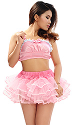 Night Nurse Petticoat