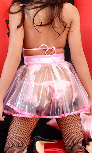 Lilia Plastic Sissy Skirt Pla020 163 33 74 The Fantasy