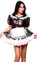 Plastic Lemuela French Maid