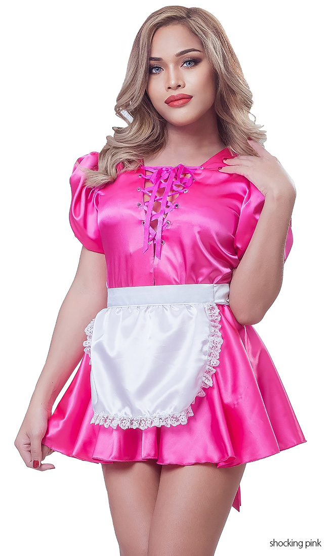 Cheeky French Maid