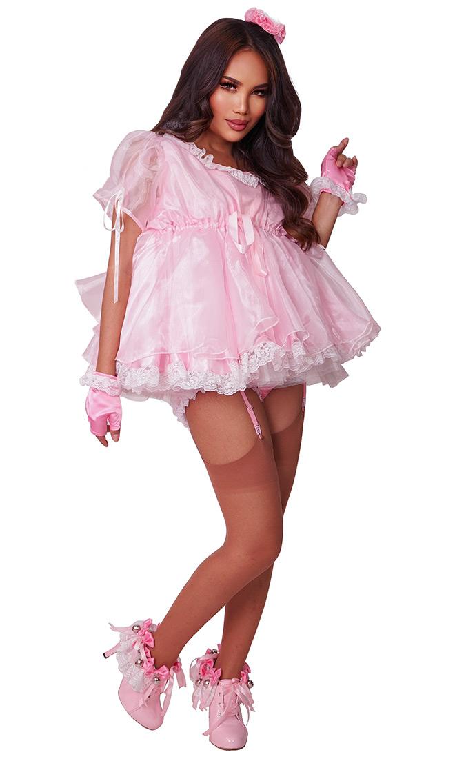 Prissy Sissy Emanuelle Prissy Sissy Emanuelle Dress [prs104] - £81.00 : The ...