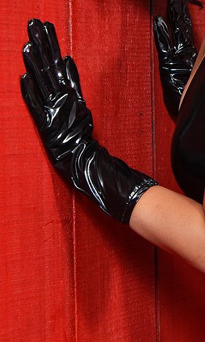 Short PVC Gloves