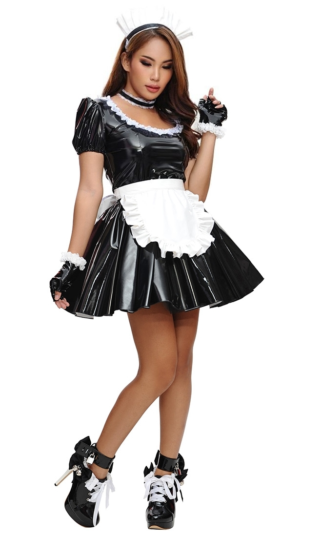 Arabella French Maid Pvc076 84 43 Birchplace
