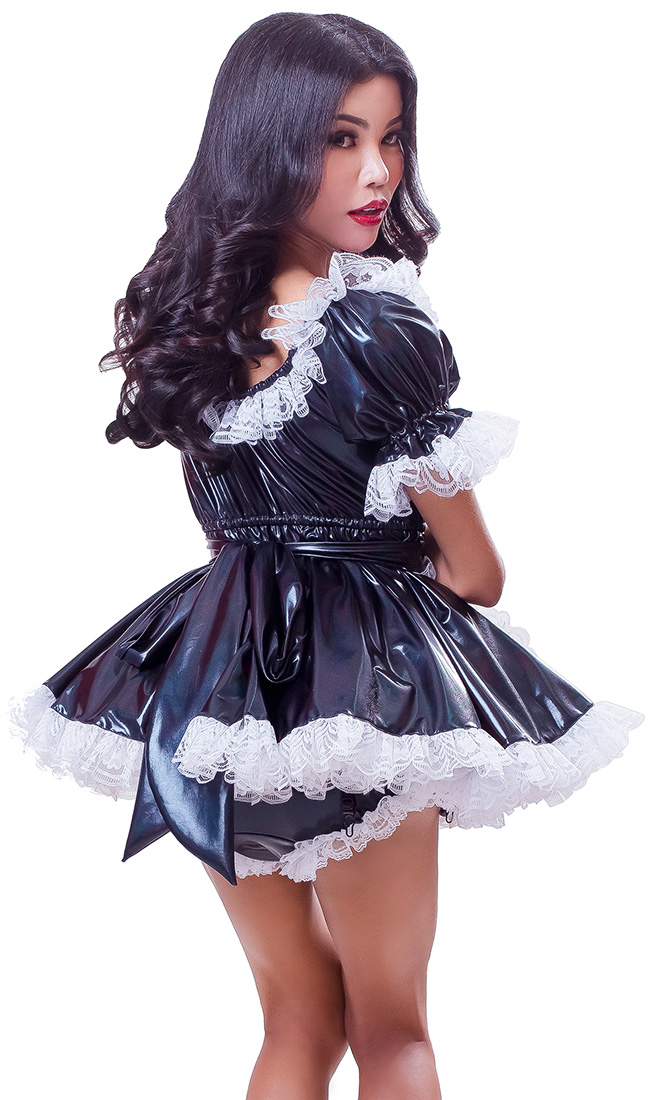 PVC Classic French Maid