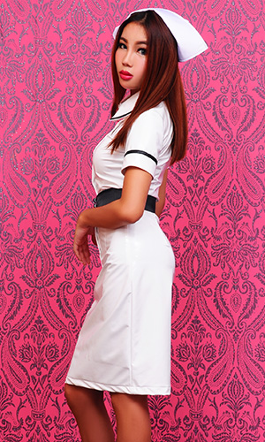 Matron Nurse Uniform