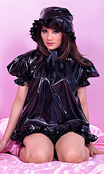 PVC Adult Baby Cutesy Top