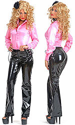 PVC Luxury Trousers