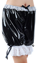 Short PVC Bloomers