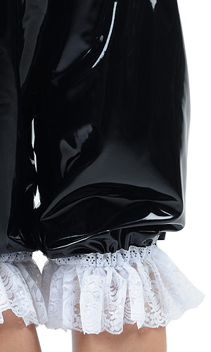 Long PVC Bloomers