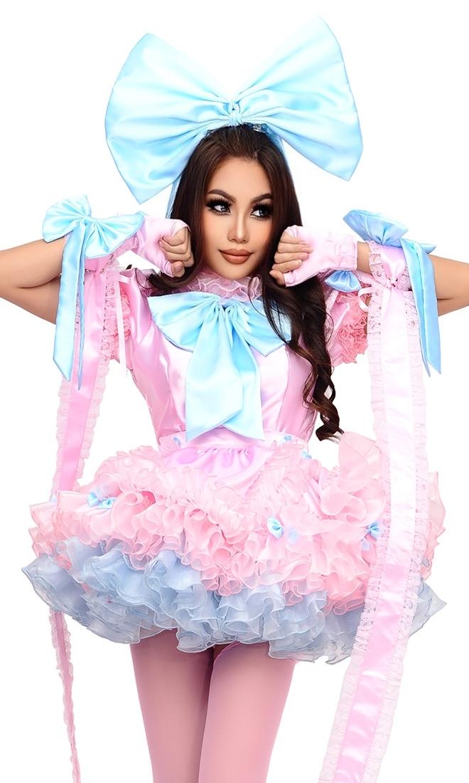 miss prisella sissy dress sat001 16317617 the fantasy