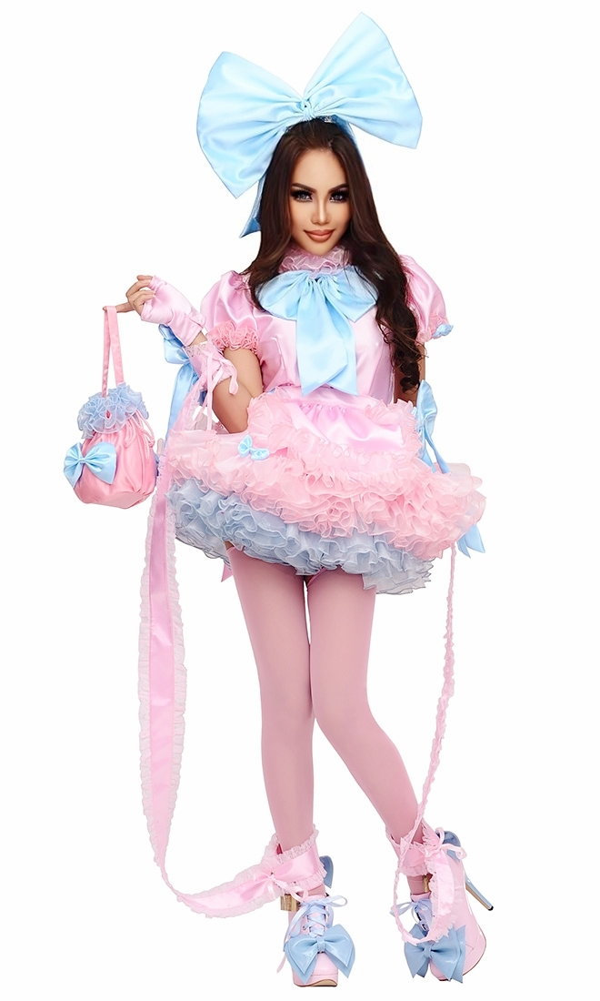 Miss Prisella Sissy Dress