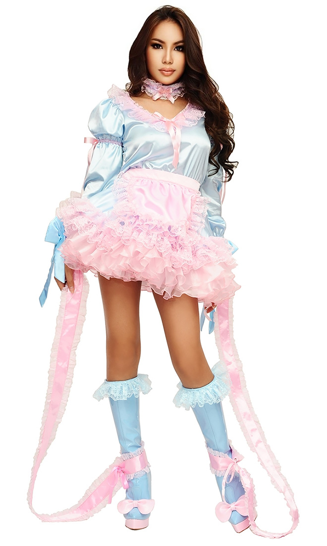 Blissy Sissy Dress