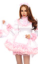 Reysha Satin Sissy Dress