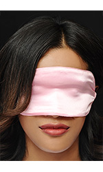 Simple Satin Eye Mask