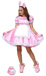 Shelly-Ann Sissy Dress