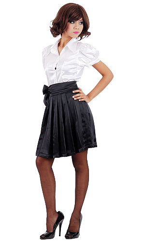 Jody Pleated Schoolie Skirt