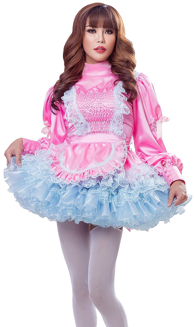 Miss Innocent Sissy Maid Uniform