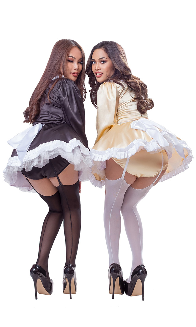 Abelia French Maid Uniform