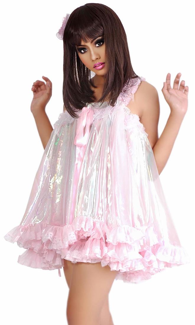 Glass Silk Sissy Dolly