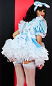 Mindie Satin Sissy Dress