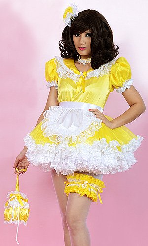 Lemuela Luxury French Maid
