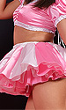 Cheekie Cheerleader Skirt