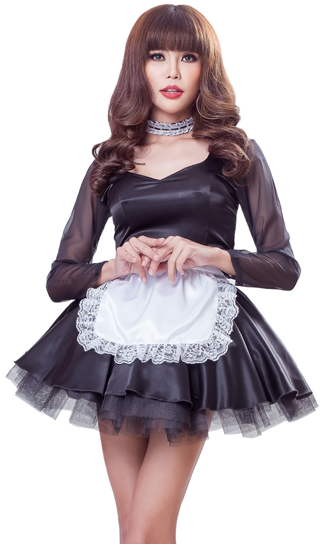 Ciara French Maid Uniform