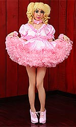 Sweet Candela Sissy Dress