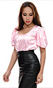 Madison Satin Blouse