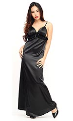 Serya Satin Nightgown