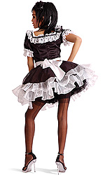 Luxury Satin Lacey Maid
