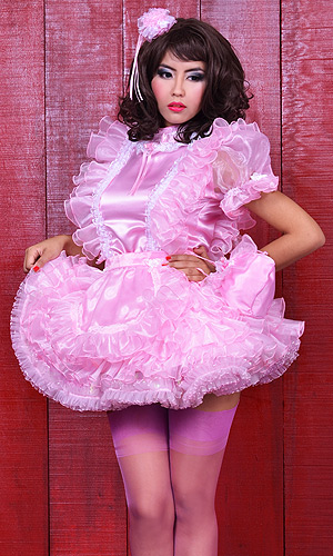 Jessica Sissy Dress