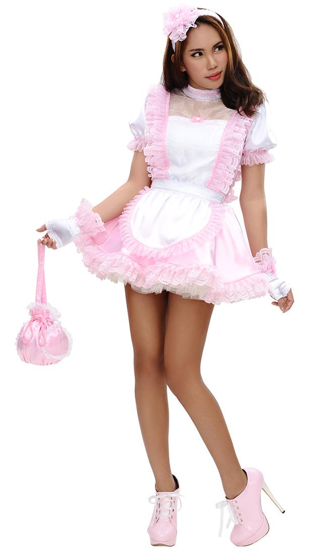 Isabella Sissy Dress