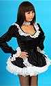 Tazzy Smocked French Maid